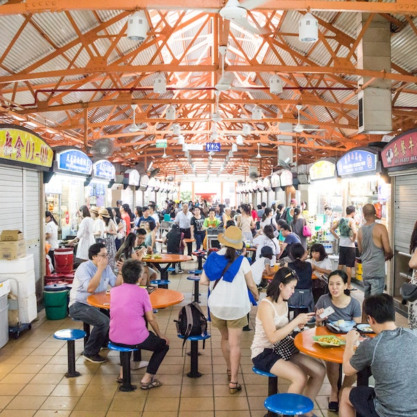 Why Singapore's Hawker Stalls Should Be the Next Stop on Your Travel List