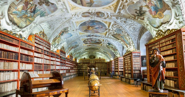 The History Behind Some of the World's Most Beautiful Ceilings