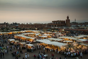 Meet the People Who Make the Marrakech Medina Tick