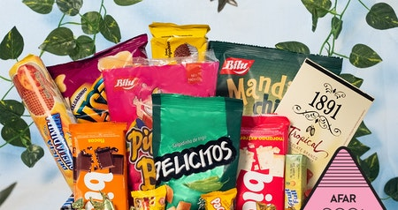 This Subscription Snack Box Is Helping Me See the World
