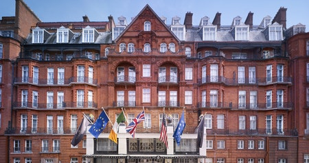 Why This Iconic London Hotel Is Our Newest Dining Destination