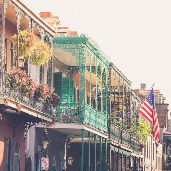 New Orleans Bans Airbnb-Style Rentals From Garden District, Most of French Quarter