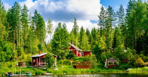 Finland Is Named the Happiest Country in the World Once Again