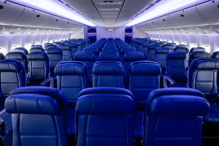 The main cabin seats in Delta's renovated 777 planes are getting bigger, not smaller.