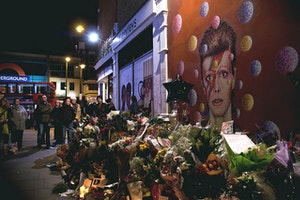 A Guide to Remembering David Bowie in Berlin