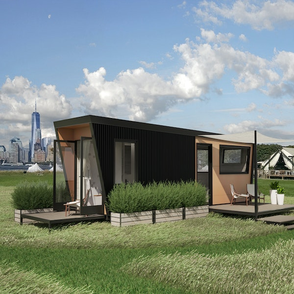 New York's Island Glamping Retreat Is Upping Its Game This Summer