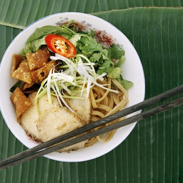 Vietnam's Noodle Dishes and Soups