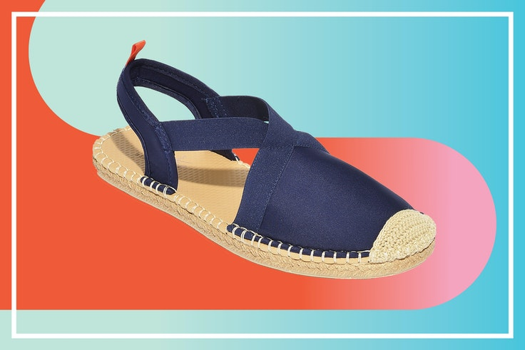 The Seafarer Slingback looks so chic, you'd hardly imagine it was a water shoe.