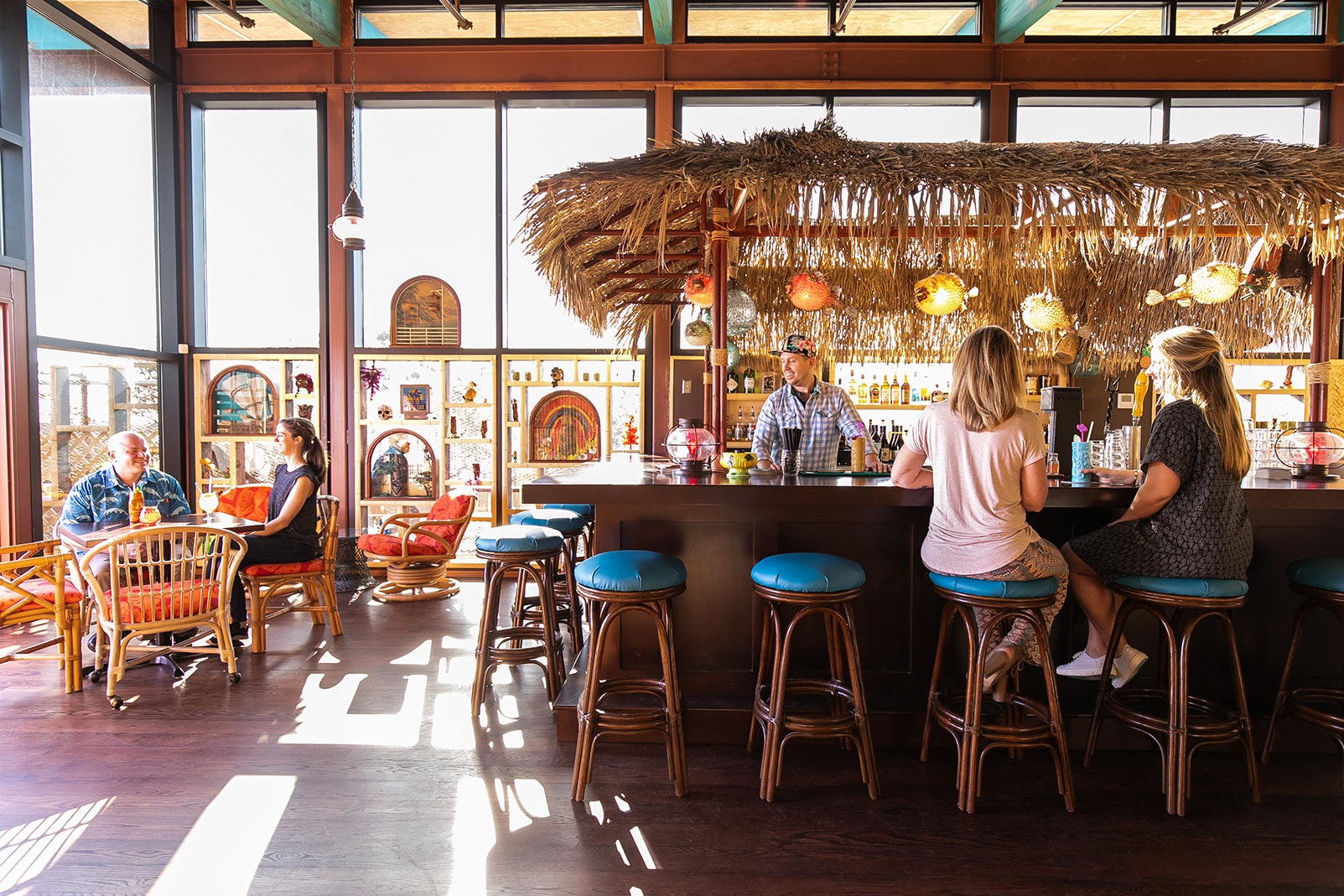 8 New Tiki Bars Around the United States to Escape to This Winter