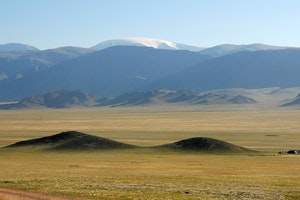 The Pampered Guide to Mongolia