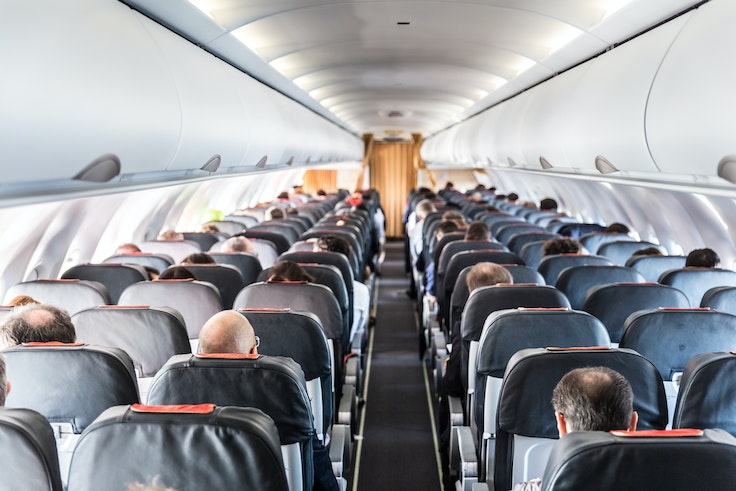 The concern is that the FAA could set a requirement for minimum seat pitches as low as 27 or 28 inches.
