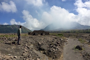 The Caribbean Island That Was Buried by a Volcano—and Its Return