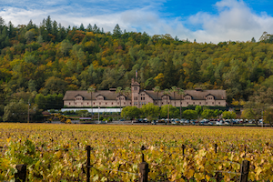 The Culinary Institute of America Ensures that the Cuisine Rivals the Wine in the Napa Valley
