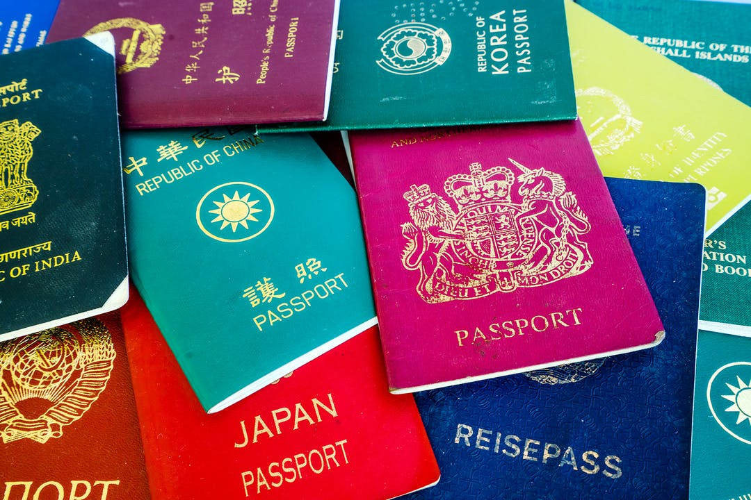 Asian and European passports dominated the Henley Passport Index rankings in 2020.