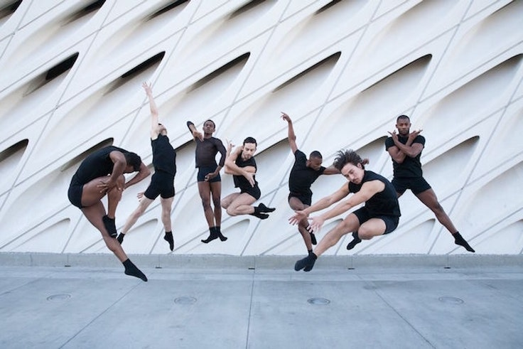 Dancers to see at L.A. Dance Festival