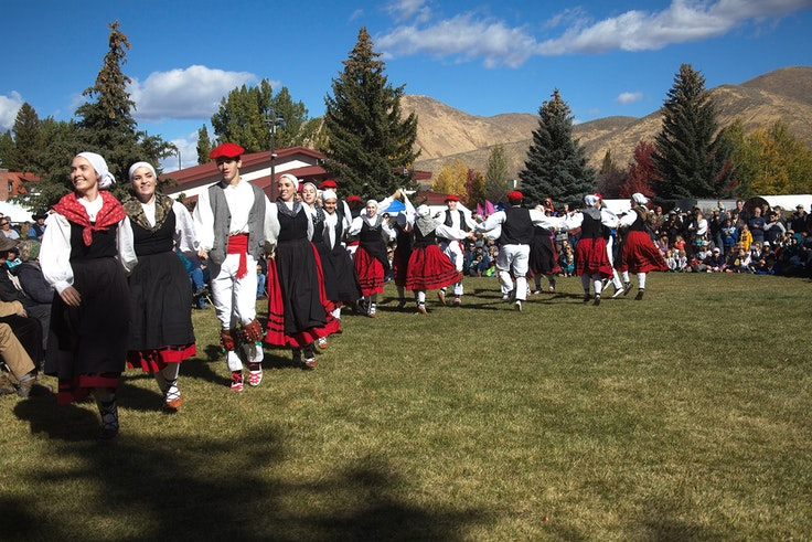 Basque culture abounds in Boise, Idaho.