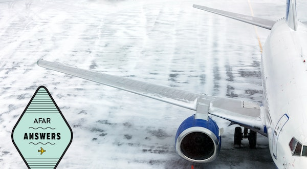 Why Bad Weather Cancels or Delays Some Flights But Not Others