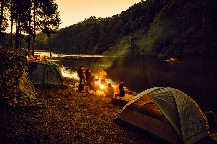 Going on a Fourth of July camping trip? You'll find plenty of deals on Backcountry now.