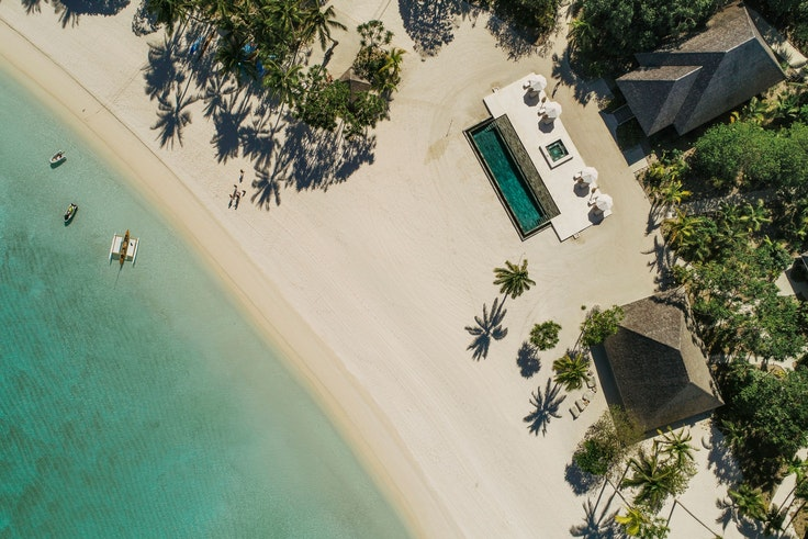 Nukutepipi, a private atoll in French Polynesia, is now available for booking on Airbnb Luxe.