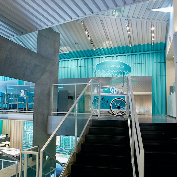 An Inside Look at Japan's New Cat-Themed Tiffany Cafe and Concept Store