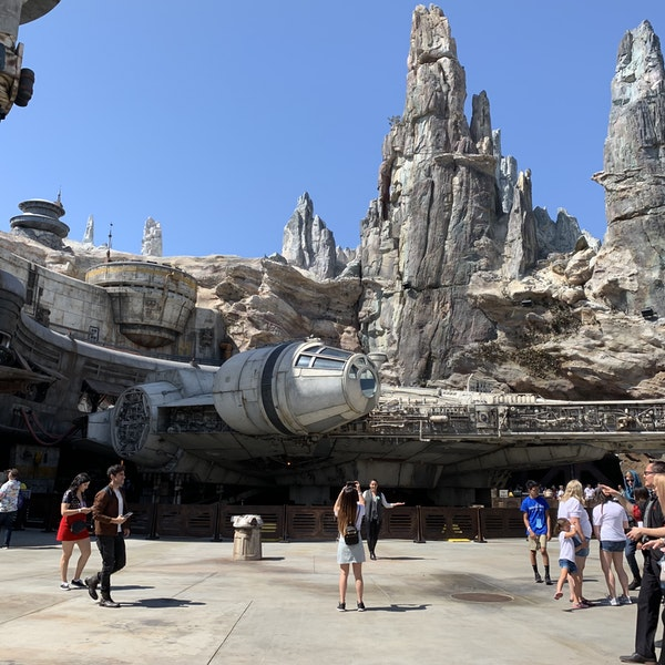 "The Secret to ""Star Wars"": Galaxy's Edge Is Ignoring Everything You Think You Know"