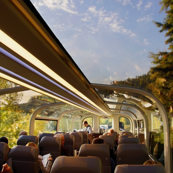 The Most Scenic Train Rides to Take This Summer