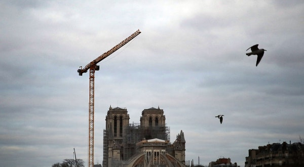 Notre Dame Cathedral Is Still in Peril