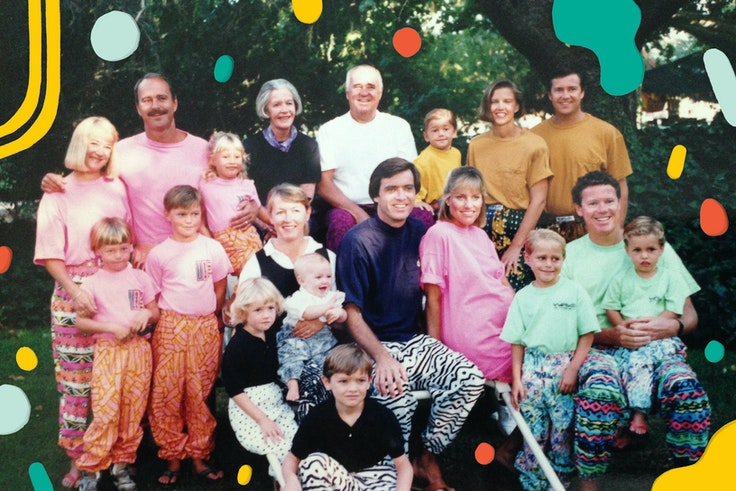 Since the early 1980s, the Healys have organized a family reunion every year without fail.