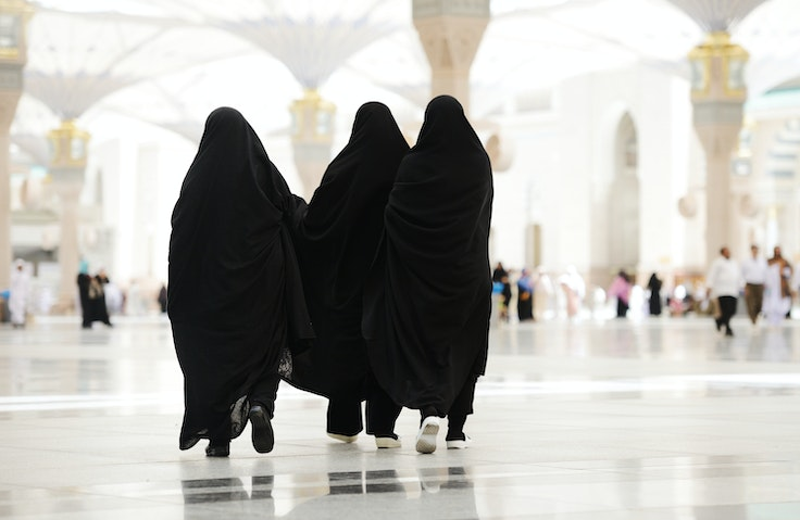 Women in Saudi Arabia previously needed permission from a male guardian to get a passport.