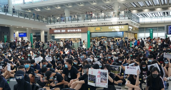 What to Do When Protests Disrupt Your Travel Plans
