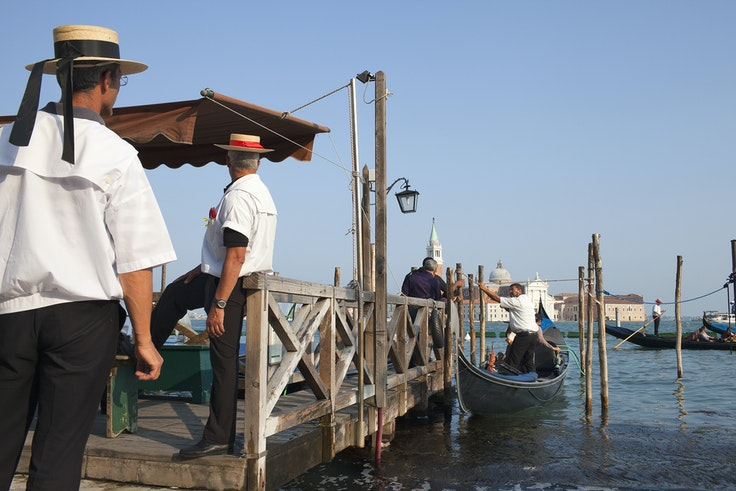 Venice is a popular destination year-round—but the crowds really descend for the biannual Biennale.
