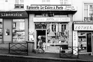 This Egyptian Shop Might Change How You See Paris