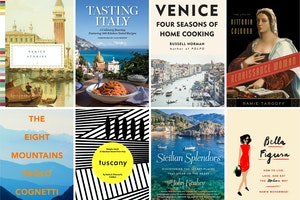 12 New Books to Read if You're Longing for Italy