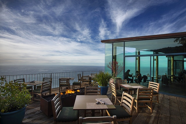 9 U.S. Restaurants With Awe-Inspiring Views