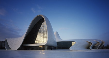 Zaha Hadid's Most Iconic Buildings