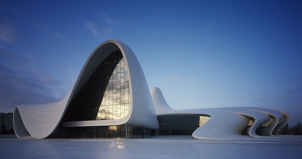 Zaha Hadid's Most Iconic Buildings Around the World