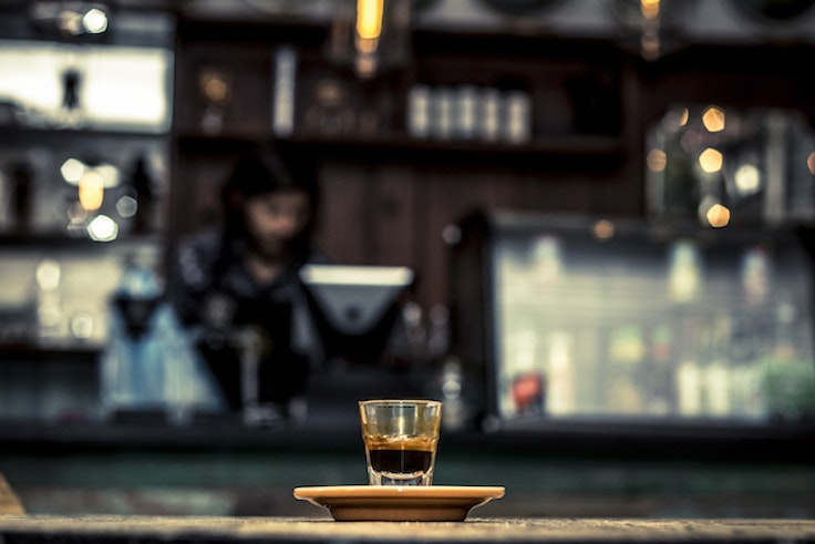 Zen and the art of coffee-drinking