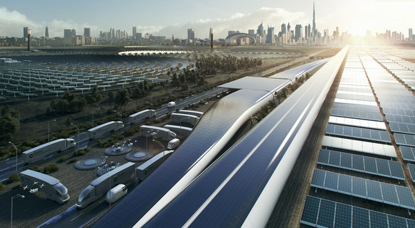 Virgin's Hyperloop Could Mean a 30-Minute New York-to-D.C. Journey