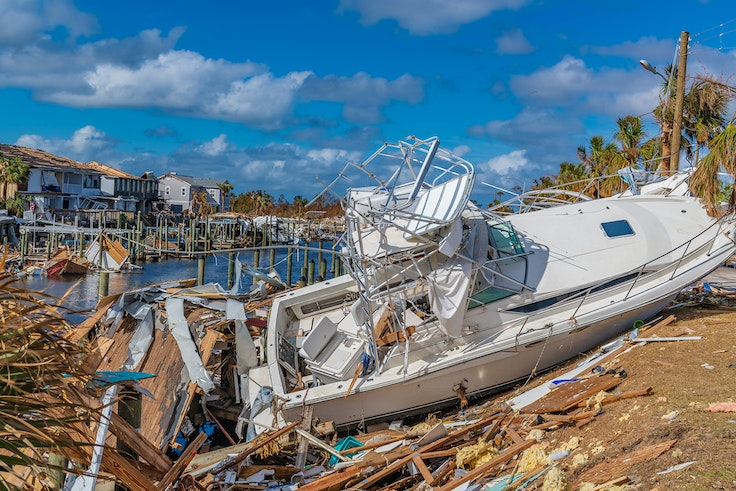 Hurricane Michael—the strongest recorded hurricane to hit Florida's panhandle—happened last year during a season predicted to be below average.