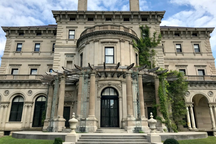 AFAR went on a surprise road trip to Newport and saw historical landmarks like The Breakers.