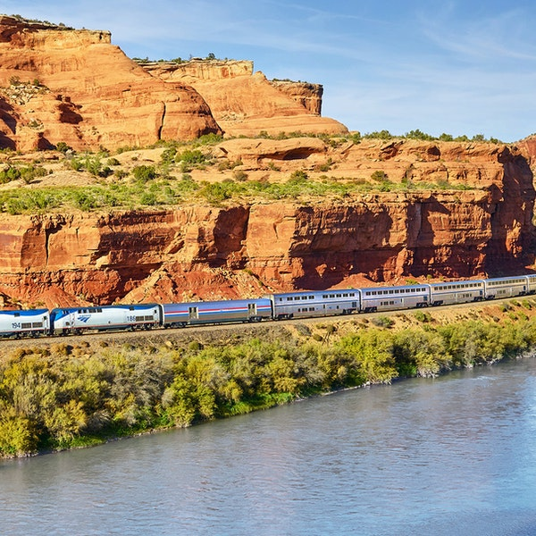 Yes, an Epic Around-the-World Train Trip Actually Exists