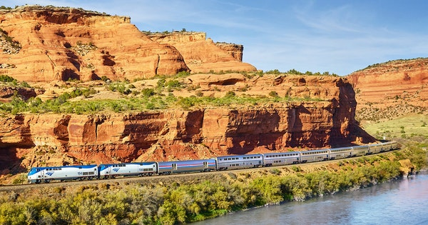 How to Take an Epic Around-the-World Train Trip Across 4 Continents