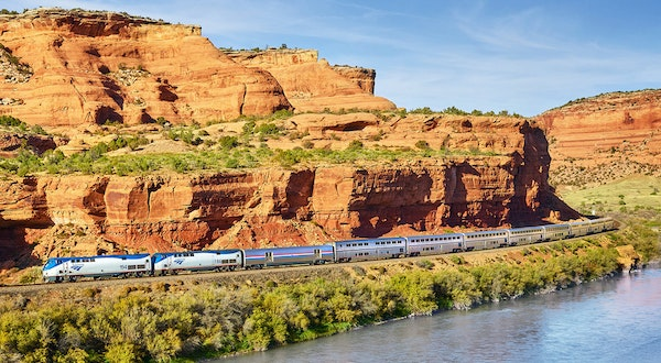 Epic Train Trip Ideas