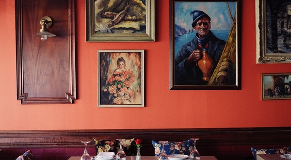 What It's Like to Eat at a Russian Restaurant
