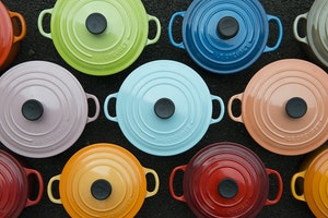Here's How Your Beloved Le Creuset Pot Was Made