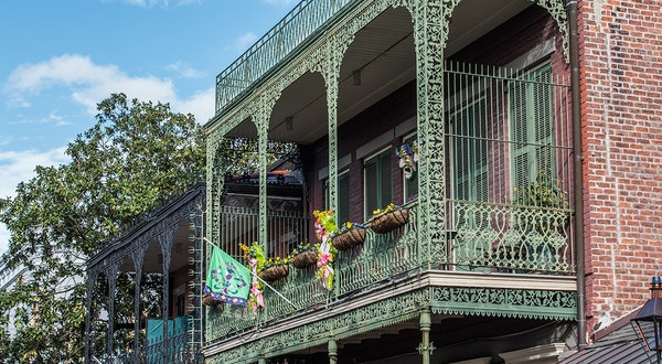 New Orleans Happiness cover image