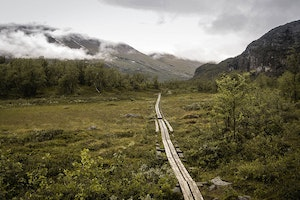 How to Pull Off a Week-Long Hike in Sweden's Samiland