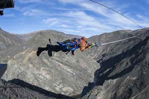 You Can Catapult Yourself Across a New Zealand Valley at 62 Miles per Hour