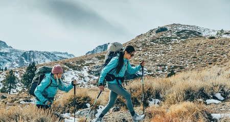 You Can Win North Face Gear by Tracking Your Hikes on Strava This Month
