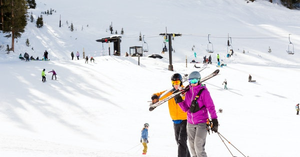 Where to Go Skiing This Weekend
